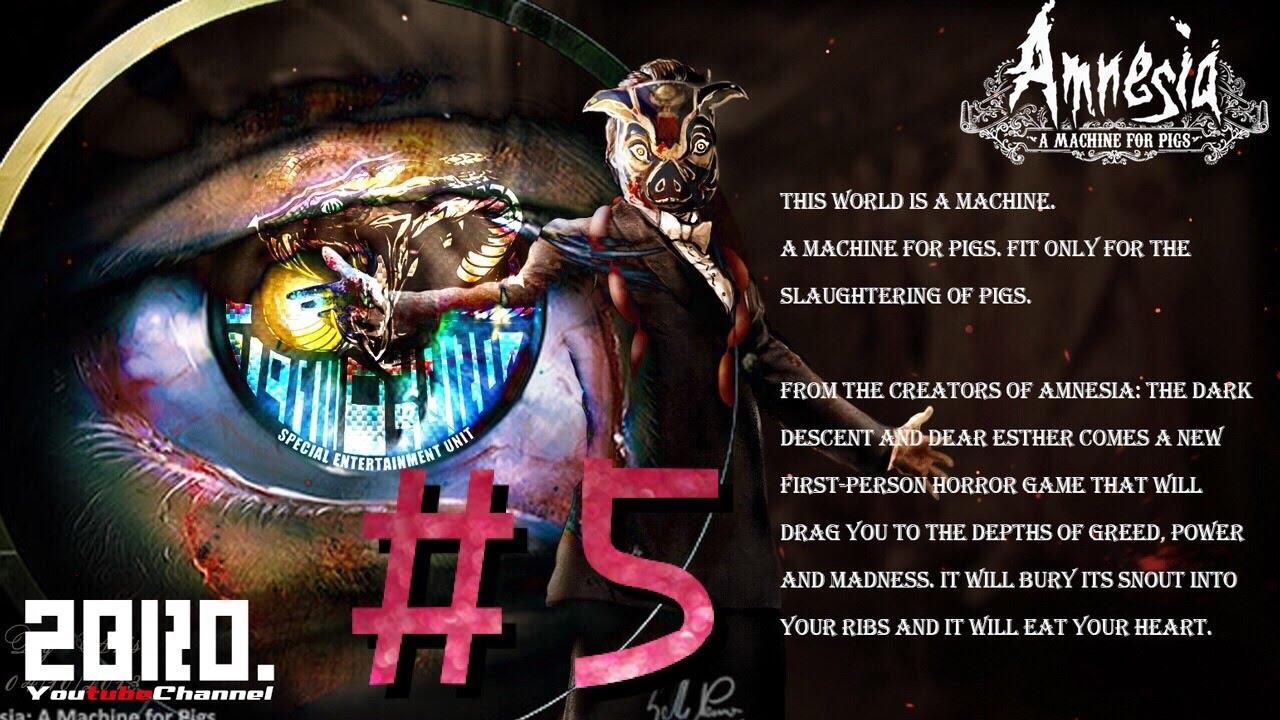 兄者弟者 【弟者】Amnesia:A Machine For Pigs【豚】#5... A Ma