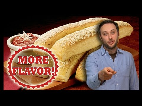 Is Pizza Hut Getting Rid of Breadsticks? - Food Feeder