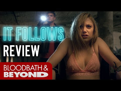 It Follows (2015) - Horror Movie Review