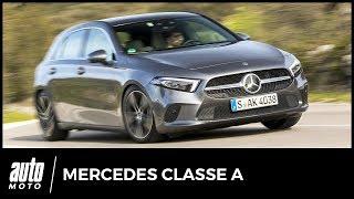 2018 Mercedes Classe A - ESSAI : la fleur de l'âge