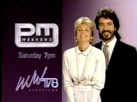 October 1989 CBS/WJW Intershow and Newscenter 8 at 11:00 Open