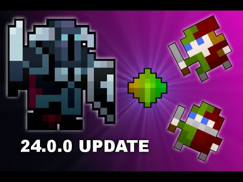 New update 24 0 0 - Oryx set skin a new UT and skins!