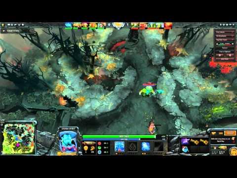 Storm vs Lina detailed matchup