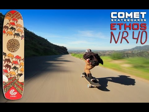 Comet Skateboards // SB Raw with Nick Ronzani