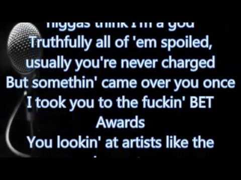 Kendrick Lamar - Institutionalized (Lyrics)