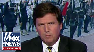 Tucker: The uncivil left reveals their real strategy
