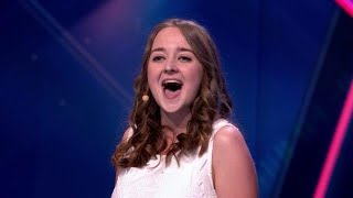 Is Sanne een nieuw musicaltalent?  - HOLLAND'S GOT TALENT
