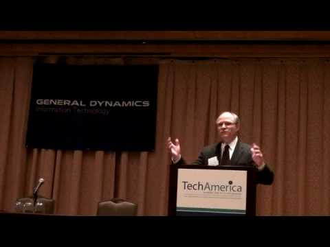 TechAmerica CIO Survey 2010 -- Rick Parkington, General Dynamics Information Technology, Intro