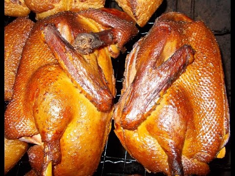 Холодное копчение куриных окорочков в домашних условиях