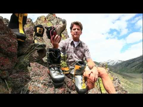 Guide Pick™: Mountaineering Boots With Peter Whittaker