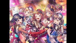 【ガルパ バンドリ】カバーの原曲メドレー(Poppin'Party) 【作業用BGM】