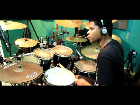 Joelson Sousa - Angels And Demons angra (drum Cover) video
