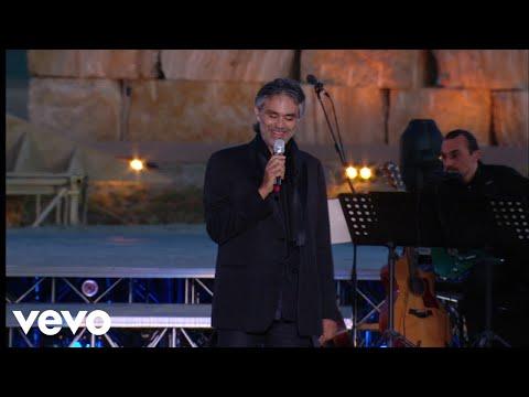 Andrea Bocelli - Io Ci Sar??
