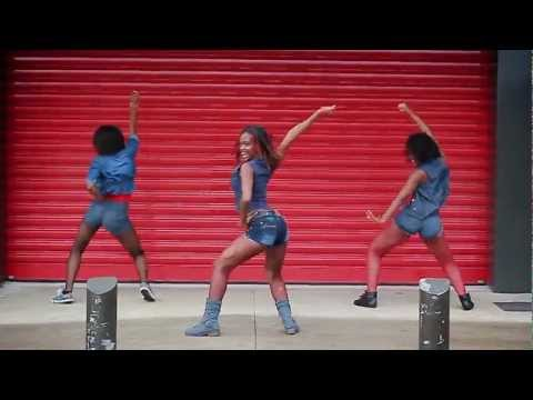 KONSHENS - Big &amp; Sexy 2013 - Choreography by Laylie Unik Dancerz