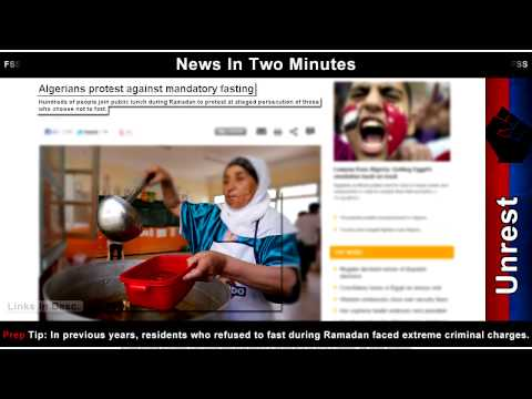 News In Two Minutes - Russian Warships In Cuba - Meteor Strikes China - Unrest - Survival News