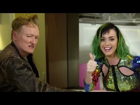 Conan O'Brien's Opening at 2014 MTV Movie Awards: Taylor Swift & Katy Perry Cameos, Vine Highlights!
