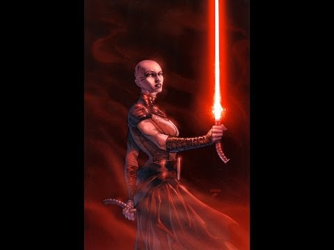 Star Wars Top 10 Dark Jedi
