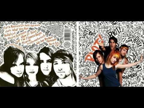 Paramore - Riot (ver 2) (album)