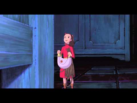 The Secret World of Arrietty - Clip: That Wasn't So Hard