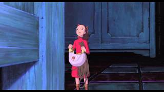 The Secret World of Arrietty - Clip: That Wasn't So Hard