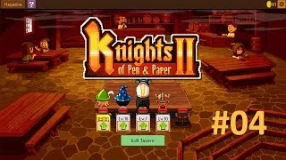 Knights of Pen and Paper 2 #04 - Troll Slaying - Big Town - Sewer Key