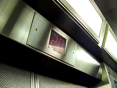 High Speed Elevator in The