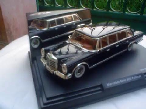1964 mercedes benz 600 pullman. Mercedes-Benz 600 Pullman Die