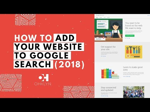 How to Add Your Website to Google Search (2018)   WordPress Google Search Console Tutorial