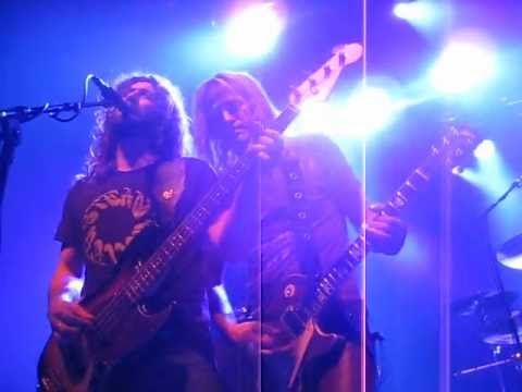 Steam Roller - Doug Aldrich/Michael Devin/Brian Tichy - Helsinki Finland - September 17, 2012