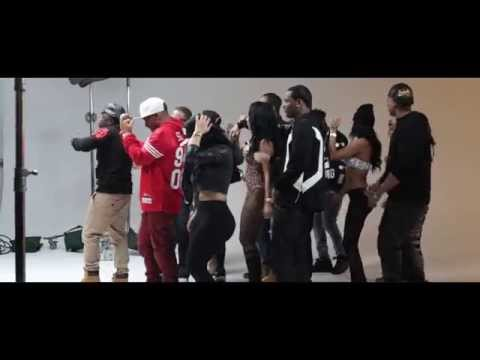 "Behind The Scenes: Mack Wilds Feat. French Montana, Mobb Deep & Busta Rhymes ""Hennessy (Remix)"""