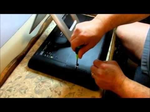 Hp Pavilion All In One Ms227 Desktop Youtube