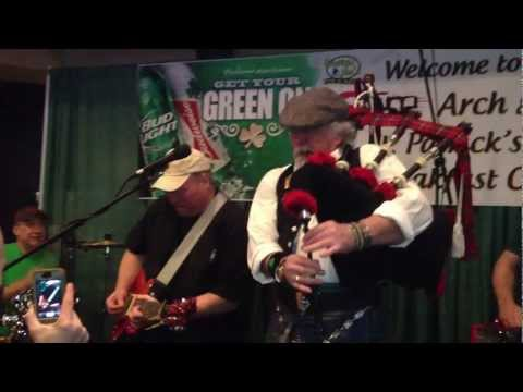 Dan Orr Project at The 2013 QFM96 St. Pattys Day Breakfast Club With John Mcgill & Jeff Linn