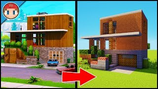 Minecraft: How to Build a Fortnite House #1 -  Easy Tutorial