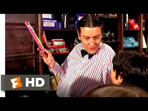 Willy Wonka & The Chocolate Factory - The Candy Man Scene (1/10)   Movieclips