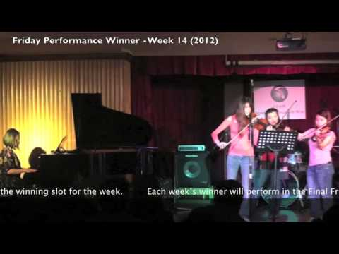 Sad Romance- Thao Nguyen Xanh (cover) @ICOM Friday Performance Week 14 - 5th October 2012