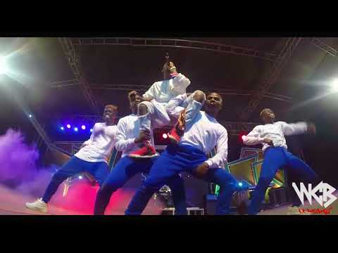 Richmavoko-Kokoro Dance performance in Morogoro fiesta 2017