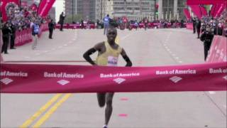 2009 Bank of America Chicago Marathon Highlights