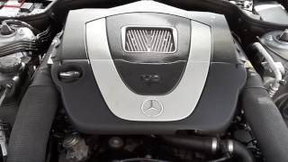 Motor Sesi: 2009 / Mercedes / SL280 / 231 PS
