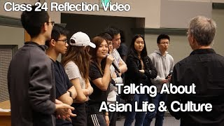 """Talking about Asian Life and Culture"" #Soc119"