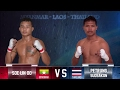 Soe Lin Oo vs Sudsakon, Myanmar Lethwei Fight 2016-2017, Lekkha Moun, Burmese Boxing MP3