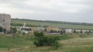 Луганск Бой кв. Мирный Погранзастава Авиация /Lugansk Ukraine War Jun 2, 2014