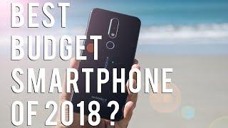 Best Budget Smartphone of 2018 ?