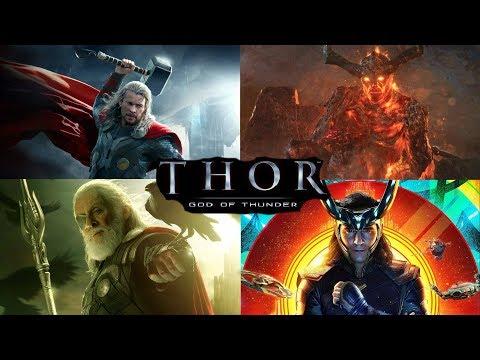 Download Lagu  THOR GOD OF THUNDER - ALL BOSS BATTLES Xbox 360 Mp3 Free