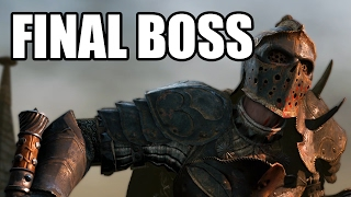 FOR HONOR - Final Boss Fight / Apollyon Boss Fight
