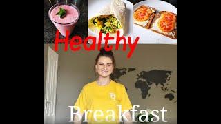 5 Minute HEALTHY Breakfast