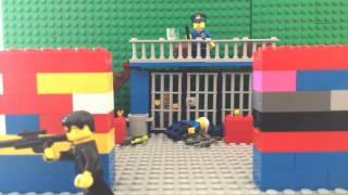 Lego Jail Breakout