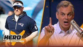Colin Cowherd analyzes the Packers' coaching vacancy and Eagles playoff prospects   NFL   THE HERD