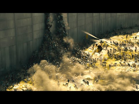 World War Z - Official Movie Trailer (HD)
