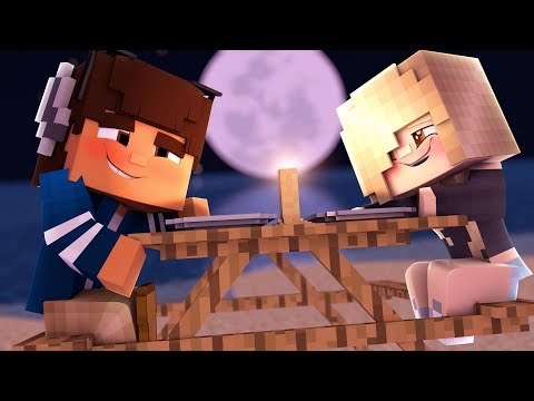 Minecraft PreSchool - DATE NIGHT (Minecraft Roleplay)