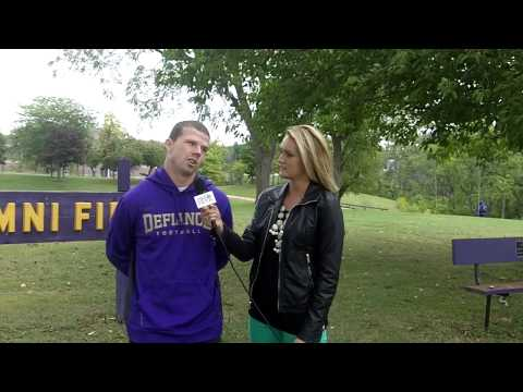 Defiance College -- Inside the Hive talks with Andrew Feldhaus